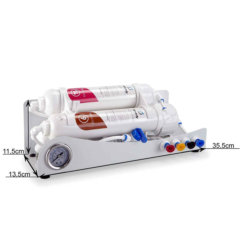14 pour Syst/èmes de filtration de leau smardy HOME 190 8 9 smardy 3x filtres /à eau filtre de rechange ensemble Nr