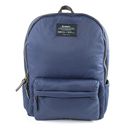 "ECOALF profundo azul marino 13 ""portátil acolchada mochila"