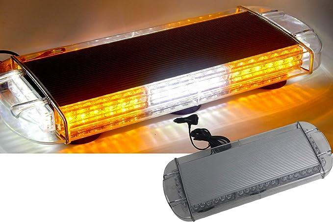 ZONCH - Lámpara de techo magnética para coche, 54 cm, 48 W, luz ...