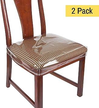 Amazon.com: Houseables - Fundas de asiento de plástico, para ...