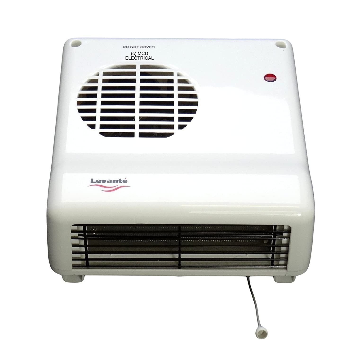 Downflow Bathroom Heater Levante Levbhn2000 Wall Mounted Downflow Bathroom Fan Heater 2kw
