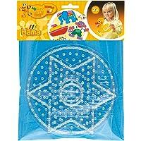 Hama – 8265 – Maxi bolsita – Placa Estrella + Redonda