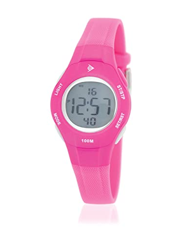 Dunlop Reloj Digital para Mujer de Automático con Correa en Resina DUN-178-L05: Amazon.es: Relojes