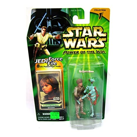 Action- & Spielfiguren Star Wars Gasgano Figur Hasbro 2012