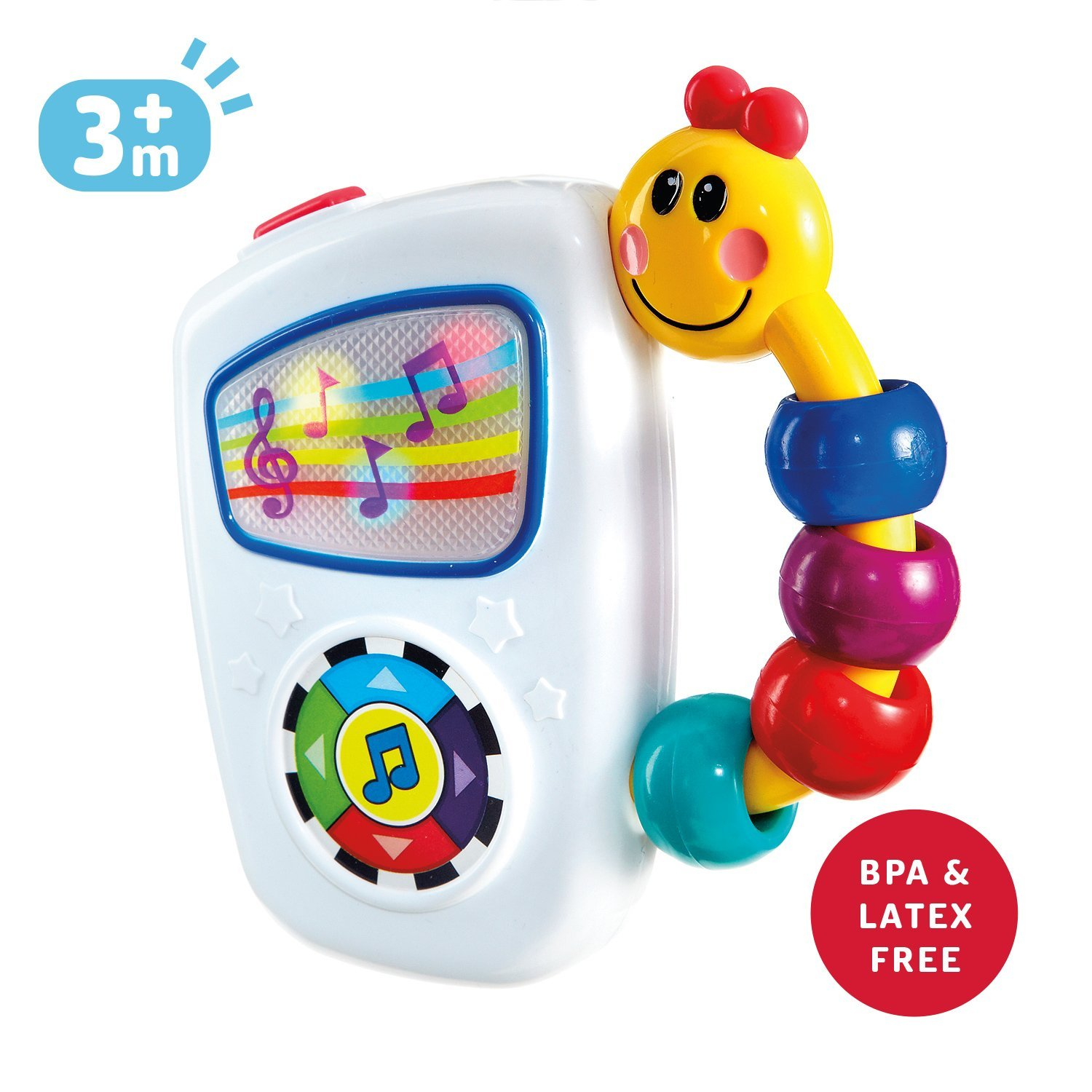 Amazon Baby Einstein Take Along Tunes Musical Toy Baby