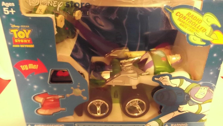 Rare Buzz Lightyear Radio Controlled transmobot B019EIUZYY