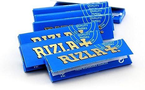 Rizla blau Regular bl/ättchen 70mm 50 Packs