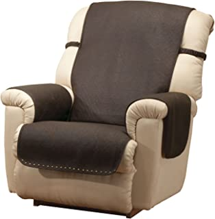 Leather Look Recliner Chair Cover  sc 1 st  Amazon.com & Amazon.com: Ikea Poang Rocking Chair Medium Brown with Cushion ... islam-shia.org
