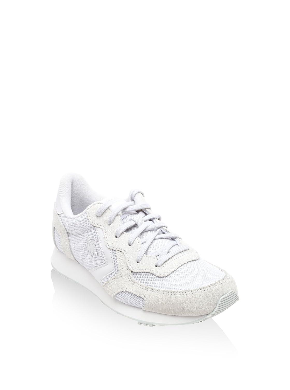 Converse - Auckland Racer Ox, scarpe da ginnastica Basse Uomo Grigio Bianco | Liquidazione  | Maschio/Ragazze Scarpa