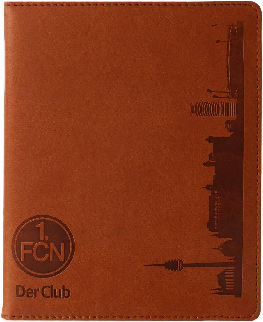 FC N/ürnberg Notizbuch Skyline 1