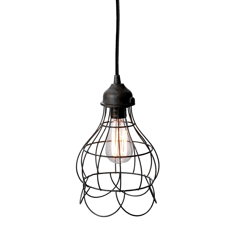 Wire Pendant Light Amazoncom Gilded Barn Wire Rose Pendant Light Home Kitchen