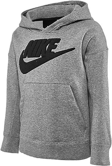 ruido facultativo Contabilidad  Nike Sportswear Graphic - Sudadera con capucha para niño - Multicolor -  Large: Amazon.es: Ropa y accesorios