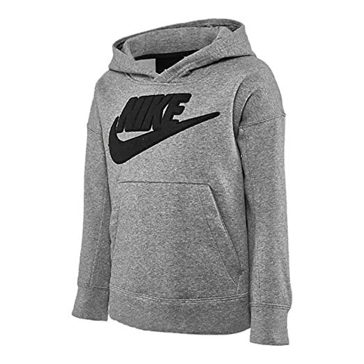 Nike Boy's Sportswear Graphic Pullover Hoodie