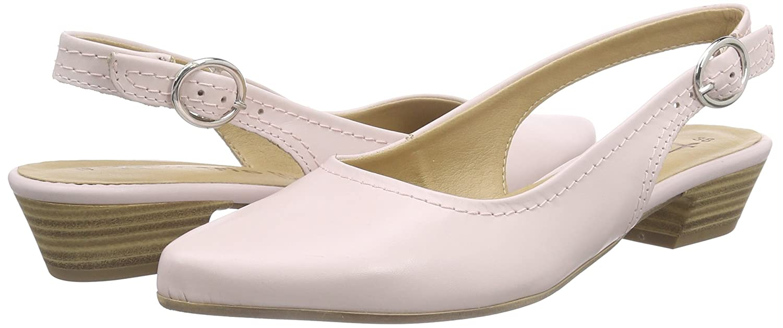 Tamaris Damen 29400 542) Pumps Pink (Rose Leather 542) 29400 f56a30