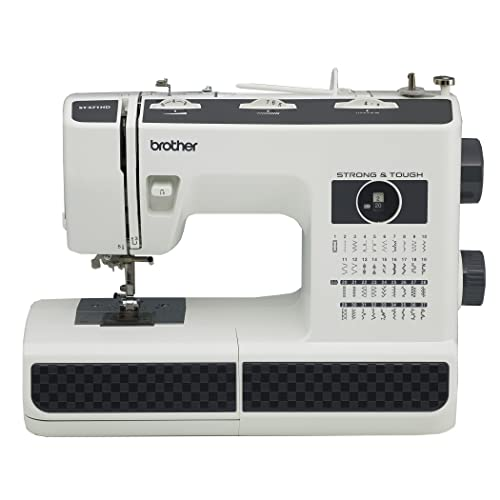 Best Heavy Duty Sewing Machine Under $200: Brother ST371HD