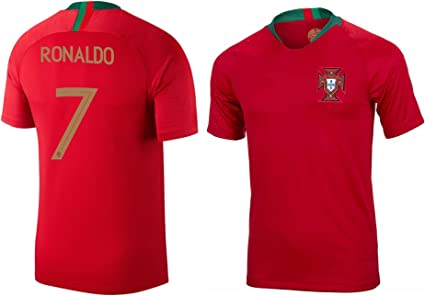 portugal men's soccer jersey
