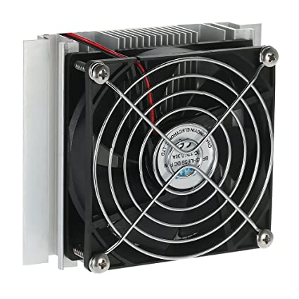 Semiconductor Refrigeration Kit Radiator Thermoelectric Peltier Cooling Device