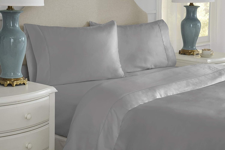 Pointehaven 525TC4SSKGR Sheet Set King Steel Grey