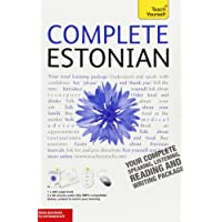 Complete Estonian [With Book(s)] (Teach Yourself)