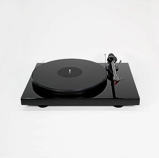 Hudson Hi-Fi Alfombrilla de plexiglás de acrílico Tocadiscos LP ...
