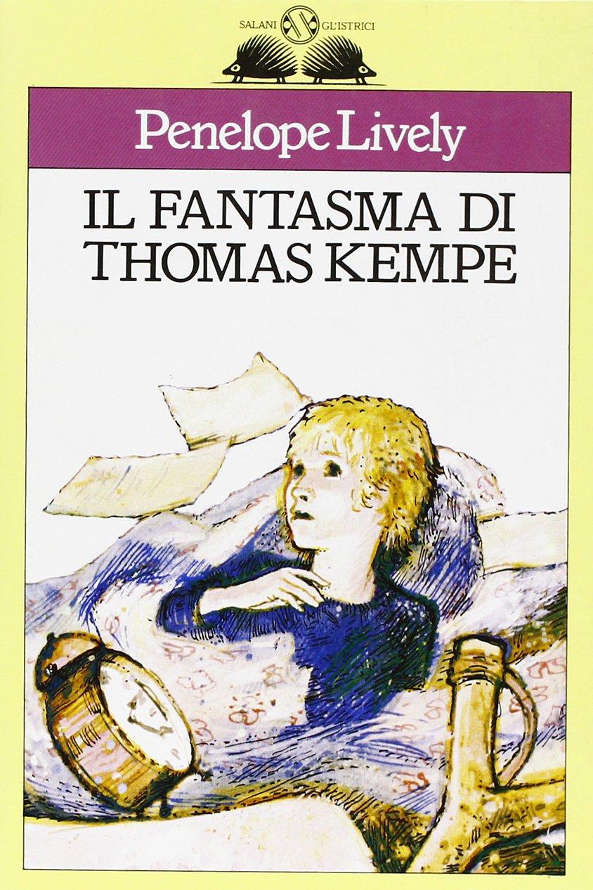 Il fantasma di Thomas Kempe: Amazon.it: Lively, Penelope ...