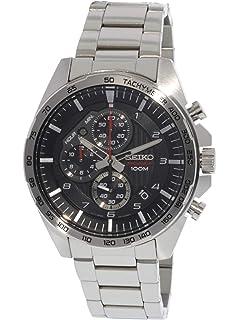 5acc069220 Seiko Horloge SSB319P1. Seiko Horloge SSB319P1. EUR 147,74 · Seiko Hommes  Chronographe Quartz Montre avec Bracelet en Acier Inoxydable SSB301P1