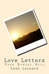 Love Letters From Sunset Hill Kindle Edition