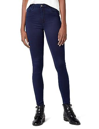 898285cc3281 ONLY Damen Jeanshose  Amazon.de  Bekleidung