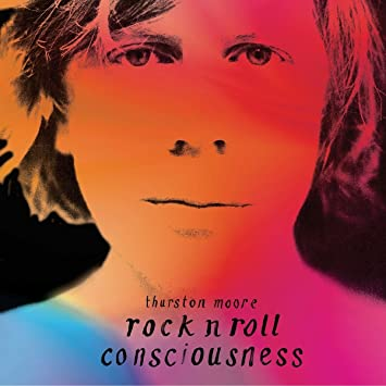 Image result for thurston moore rock n roll vinyl art
