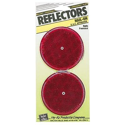 Nail-On Reflector: Automotive