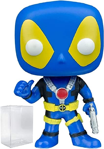 112 Pop Vinyl Figure Deadpool X-Men Costume Deadpool