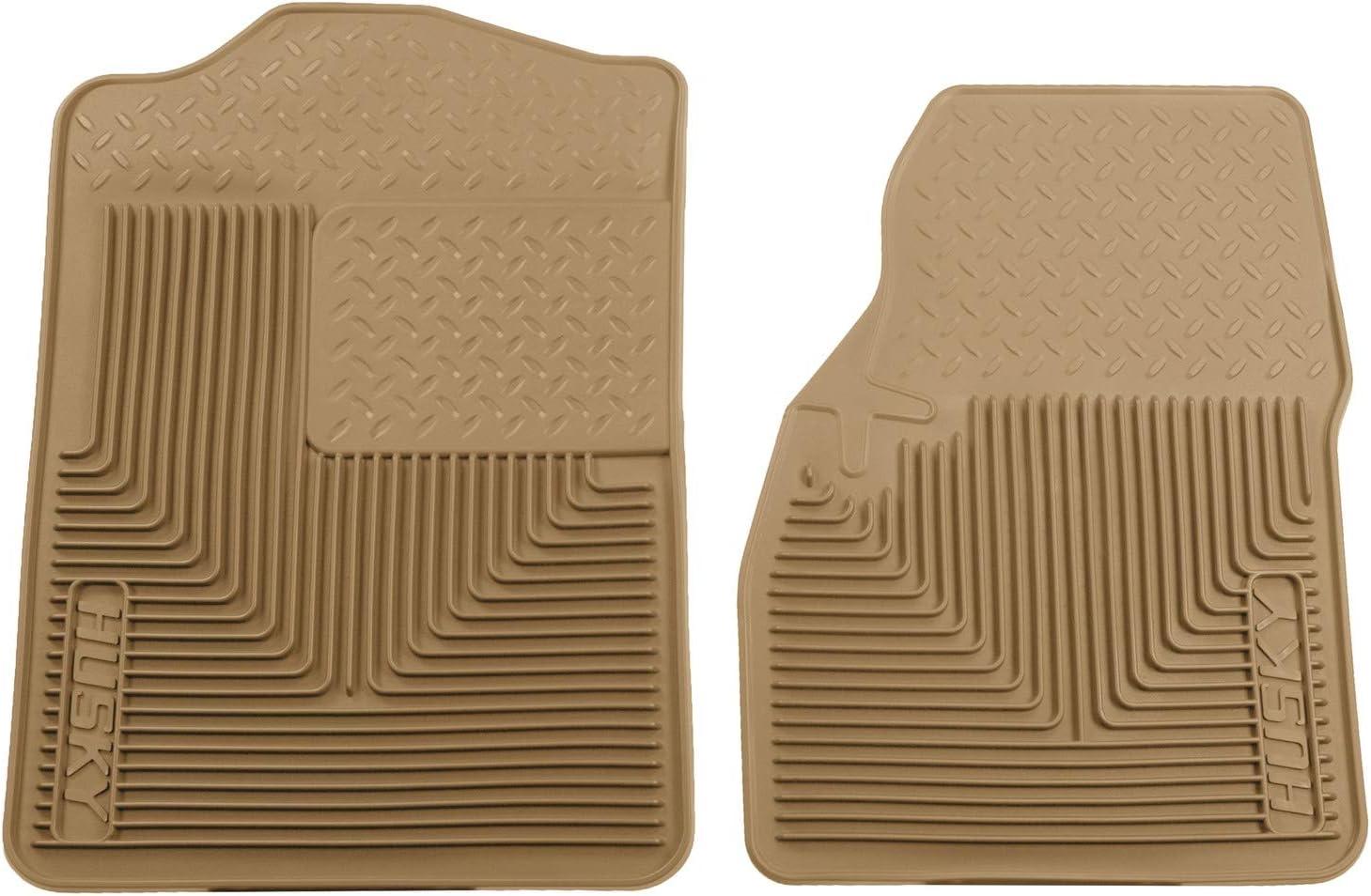 Husky Liners Front Floor Mats Fits 87-91 Blazer 94-01 Ram 1500 75-86 C20//K20