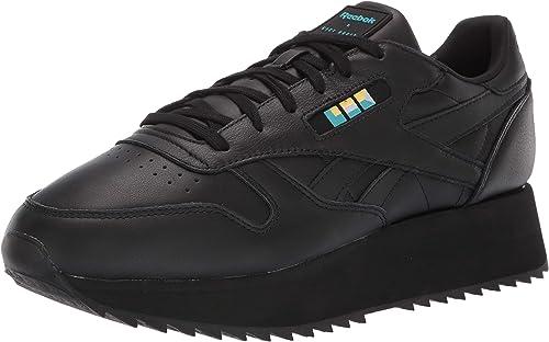 Reebok Men's Classic Leather Double Sneaker