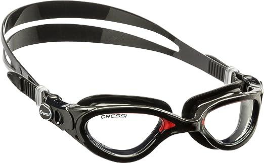 424 opinioni per Cressi Flash- Occhialini Nuoto a Oculari Separati con Lenti Infrangibili