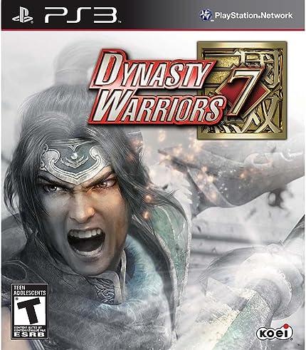 Tecmo 2 Pack-Ninja Gaiden 2/Dynasty Warriors 7-PS3