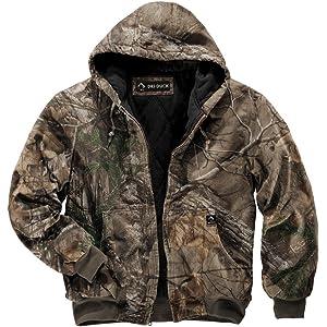 5e3a48468f715 Walls Men's Legend Insulated Reversible Fleece Hooded Sweatshirt ...