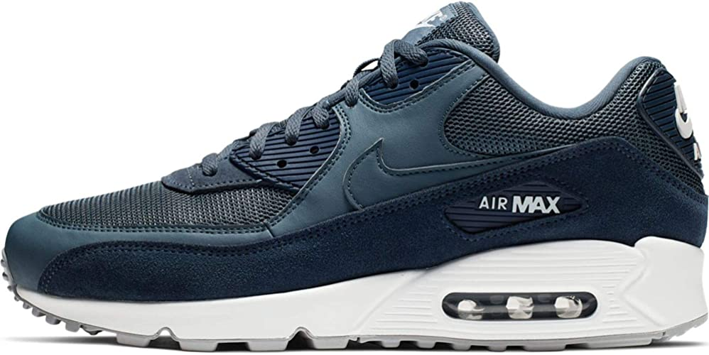 air max 90 essential uomo blu