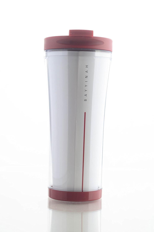 Tall, Maroon Bayyinah Access Logo Tall Travel Mug//Tumbler Fall 2016