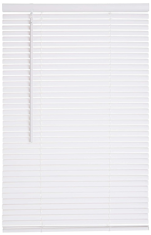 White Lotus /& Windoware Cordless 1 Vinyl Blind 45 x 72