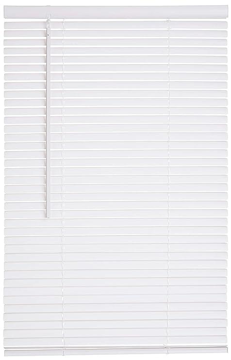 Lotus /& Windoware Cordless 1 Vinyl Blind 25 x 68 White