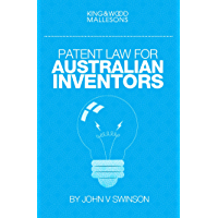 Patent Law for Australian Inventors