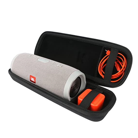 58e69299a6b Image Unavailable. Image not available for. Color  Khanka Carrying Case for JBL  Charge 3 Waterproof Portable Wireless Bluetooth Speaker.