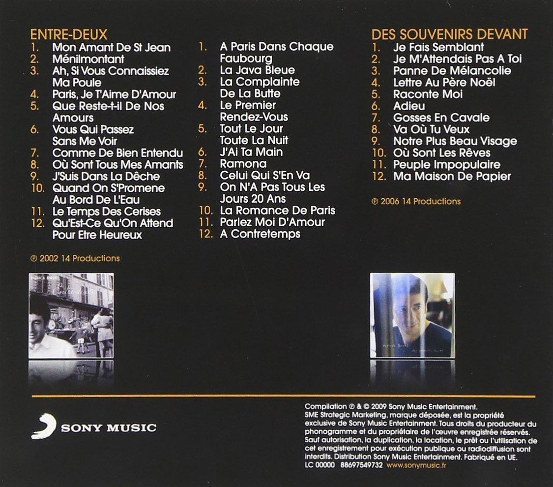 Amazoncom Des Souvenirs Devant Entre Deux Music