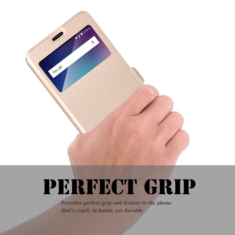 Cell Phone Accessories Cases, Covers & Skins Provided Tasche Wallet Premium Grün Für Wiko Upulse Lite Hülle Case Cover Etui Schutz Neu