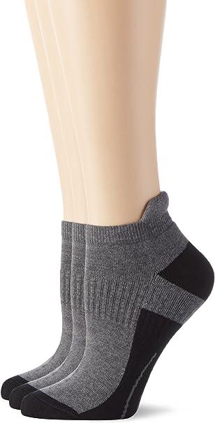 Bellissima Damen Sport Socken, 3er Pack, Chaussettes Femme