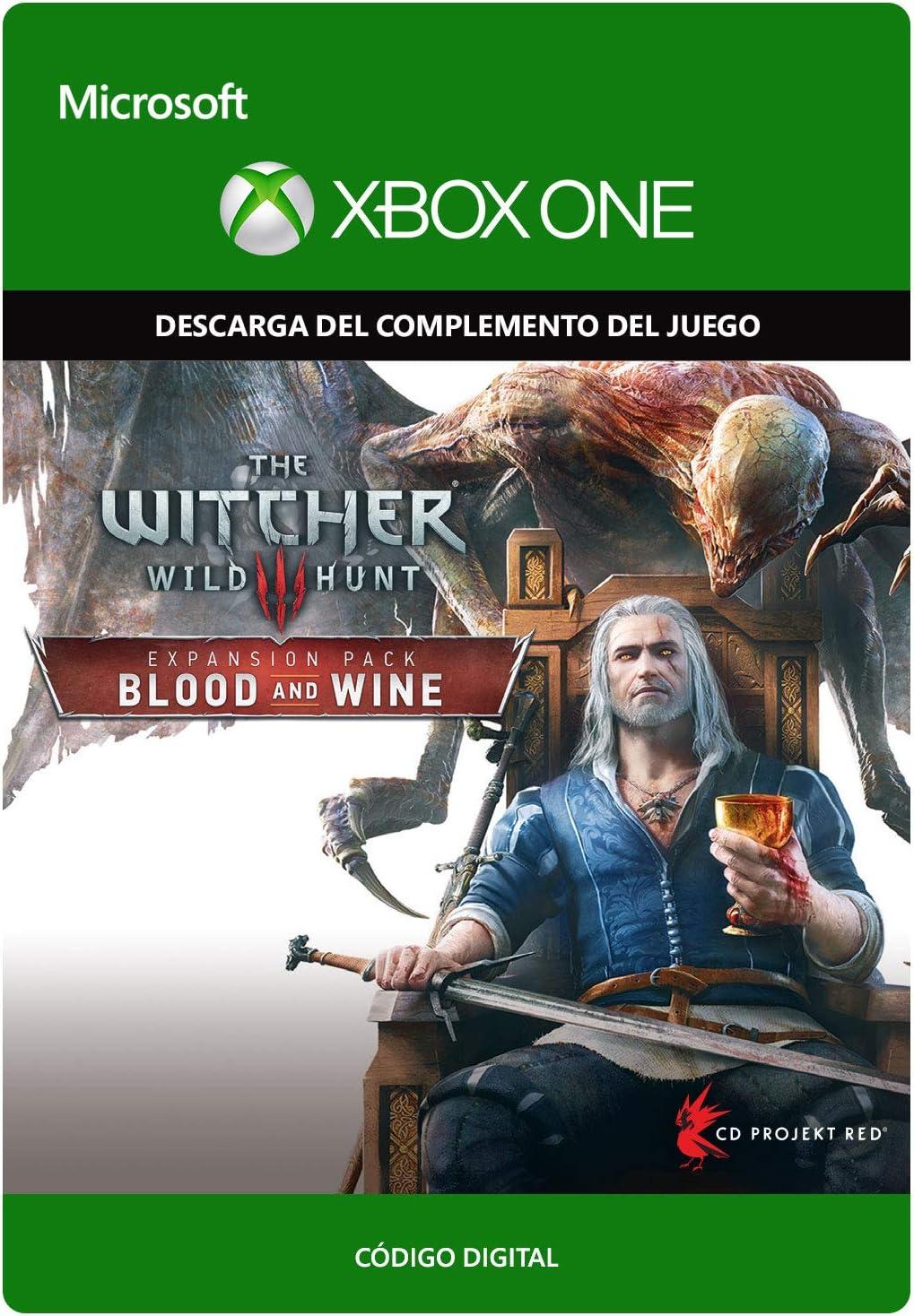 The Witcher 3: Wild Hunt - Blood and Wine | Xbox One - Código de ...