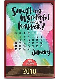Desk Calendar Bases | Amazon.com | Office & School