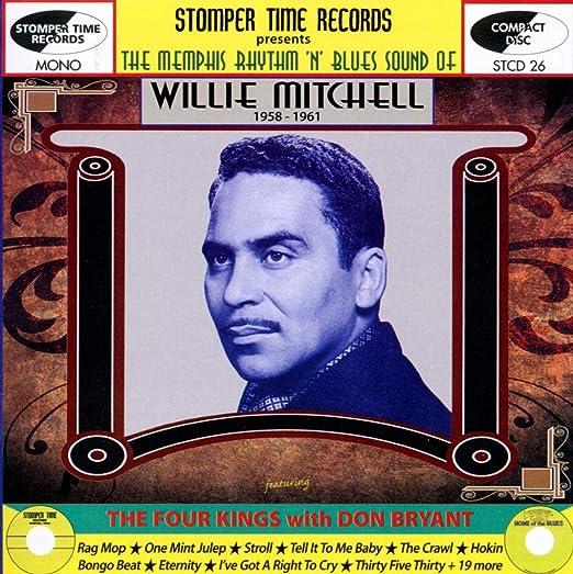 Amazon | Memphis Rhythm 'n' Blues Sound of | Mitchell, Willie ...