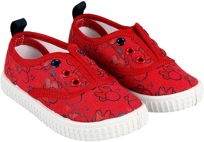 Canvas Shoes Girls Disney Minnie Mouse