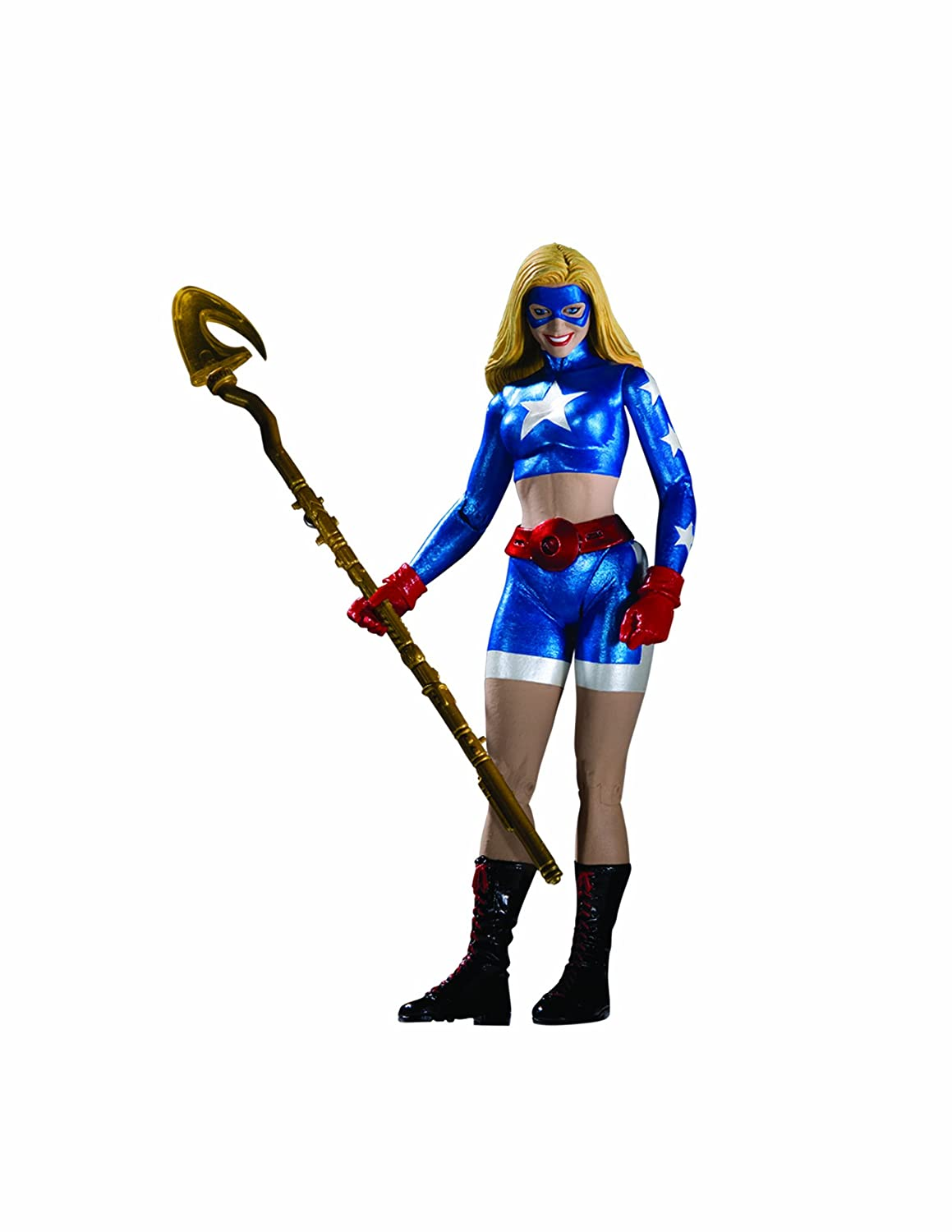 Justice Society of America: Series 2: Stargirl Action Figure by DC Comics